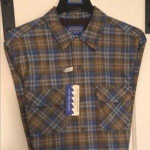 Button up shirt. 1